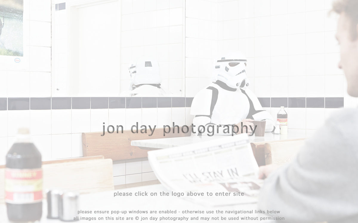 Jon Day Photography. Portrait and Landscape photography by Jon Day. Web portfolio and contact details.
